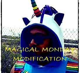 Magical Monday MODivation: Unicorn Mod